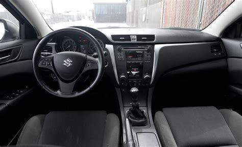 Suzuki Kizashi Interior Car And Driver