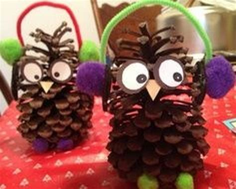 pine cone crafts ideas pinecone craft ideas 04