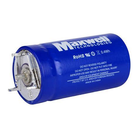 350 f capacitor maxwell d cellulaire puissance 350f 350 f farad 2 7 v supercondensateur cap ultra batterie dans