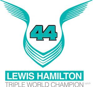 quot lewis hamilton triple world champion teal quot stickers by upick redbubble
