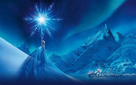 frozen french poster elsa and anna photo 35932156 fanpop for some reason france got much better movie posters for
