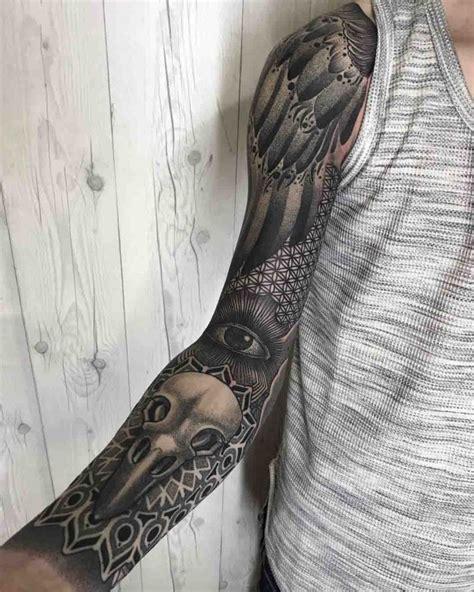 dotwork eye tattoo dotwork eye tattoo sleeve best tattoo ideas gallery