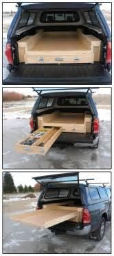25 best ideas about truck bed storage on