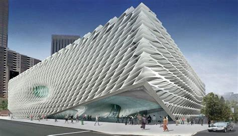 diller scofidio renfro  broad art foundation los