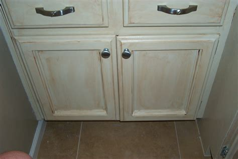 how to refinish kitchen cabinet doors refinishing wood oak cabinets antique white color for