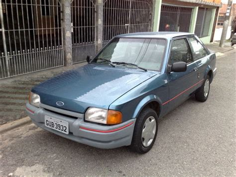 ford escort hobby    information  modification