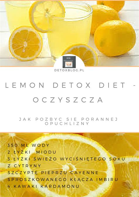 Lemon Detox Diet Lebanon by Detox
