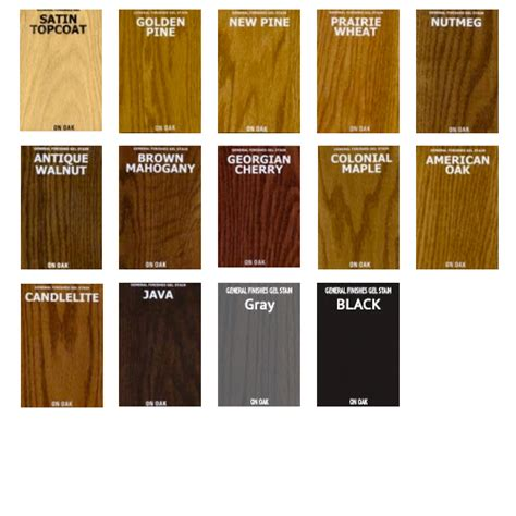 java gel stain colors java gel stain colors general finishes gel stain color