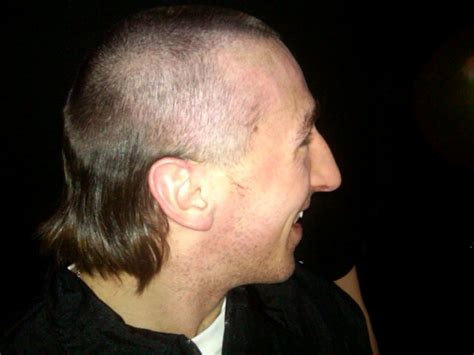 brad marchand had his hair massacred for charity