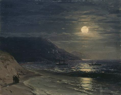 paint nite mountain view yalta the mountains at ivan aivazovsky wikiart org
