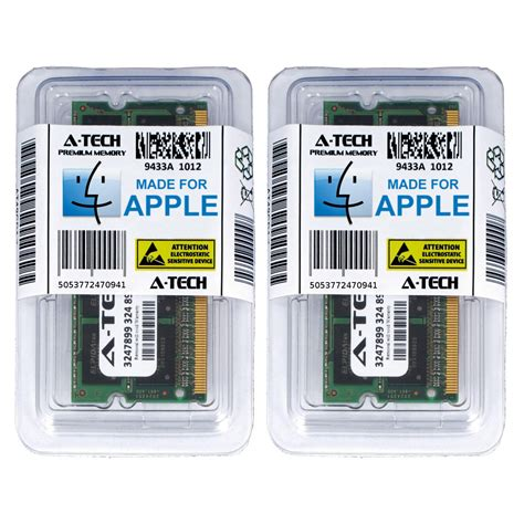 apple mac mini ram 16gb kit 2x 8gb pc3 10600 apple macbook pro apple imac