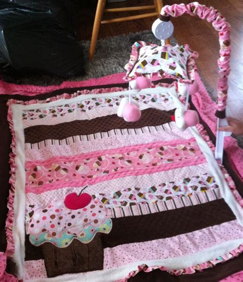 Cupcake Crib Bedding Set 43 Best Images About Cupcake Nursery On Pinterest Baby Crib Bedding Cupcake And Nursery