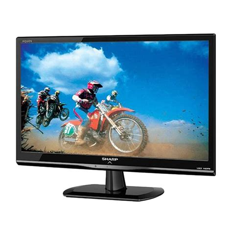 Tv Sharp Biasa Jual Sharp Tv Led 32 Inch Lc 32le107i Best Combo