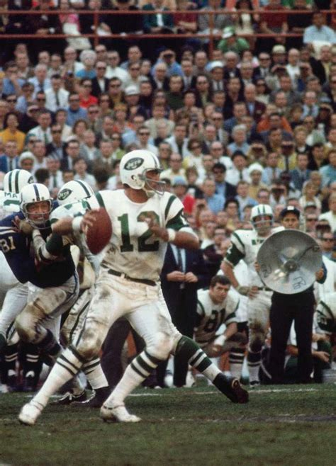 city lindsay joe namath and how sports saved new york in the 1960s books jets namath guaranteed a win in bowl iii and