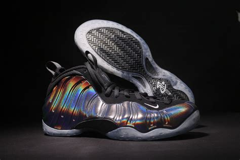 Nike Air 1 6 nike air foosite one hologram multi color metallic silver black for sale nike kd 10 sale