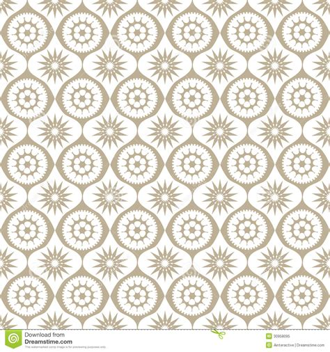 Morrocan Design by Arabic Or Islamic Ornaments Pattern Stock Illustration Image 30958095