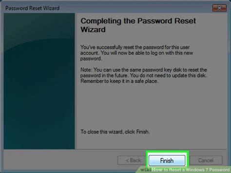 resetter ip1880 windows 7 3 ways to reset a windows 7 password wikihow