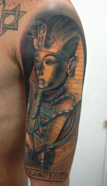 5150 tattoo designs tutankamon by darwin enriquez tattoonow