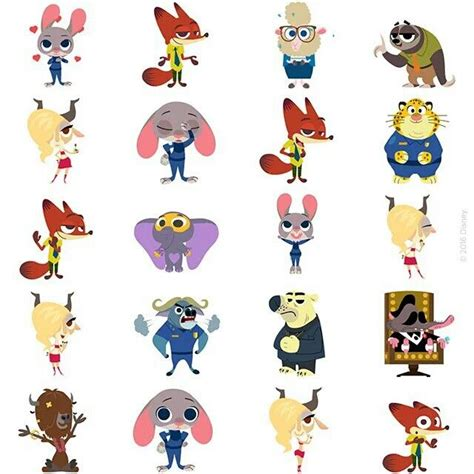 17 best images about zootopia on pinterest disney cars