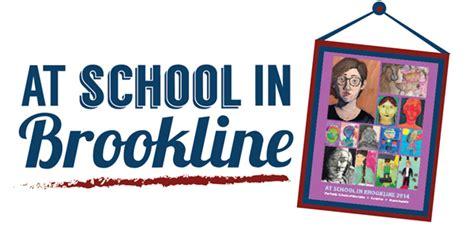 Brookline High School Calendar The Schools Of Brookline Homepage