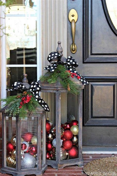 how to make christmas decorations at home easy best 25 christmas decor ideas on pinterest xmas
