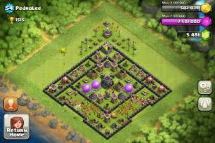 Clash of clans clash of clans layouts