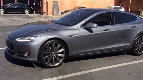 Kickstarter Tesla Kickstarter Tesla Model S Wreck Repair
