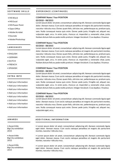 the barbara resume