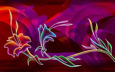 background design neon wallpapers neon art wallpapers