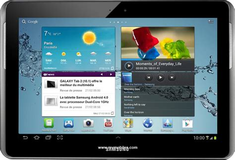 Samsung Tab 2 P5100 samsung galaxy tab 2 10 1 p5100 16gb