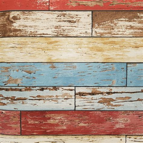 reclaimed wood vs new wood reclaimed red scrap wood weathered wallpaper 2701 22319