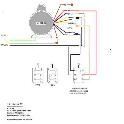 4 wire fan motor wiring diagram wiring diagram with