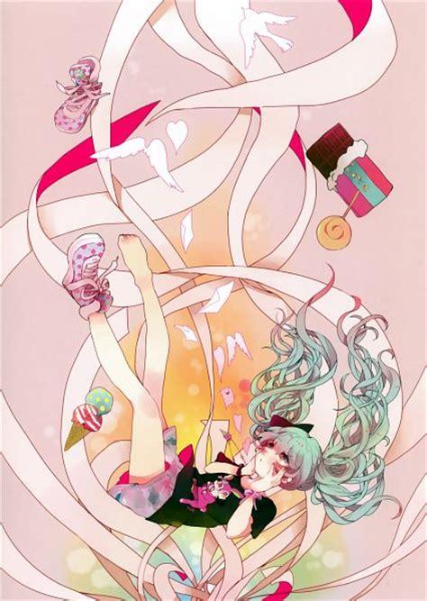 Dompet Print Hatsune Miku Vocaloid 1 hatsune miku 1964740 zerochan