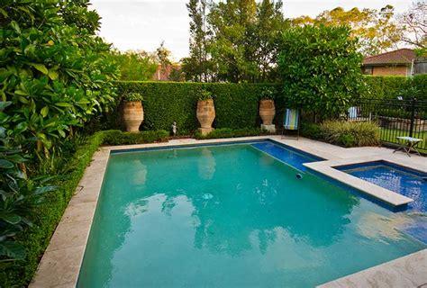pool landscaping pool landscaping brisbane pool builders landscapers