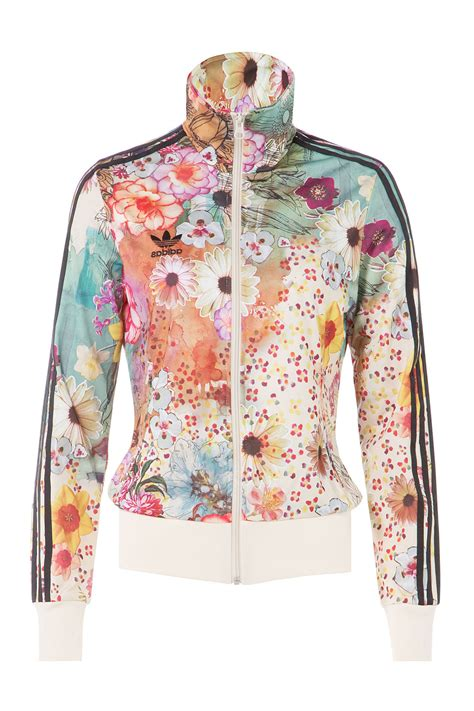 Jaket Adidas Floral images of adidas floral jacket ora s blushington