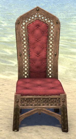 eso fashion redguard chair lattice elder scrolls