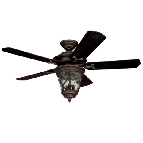 Prestige Ceiling Fan by Light Fixture