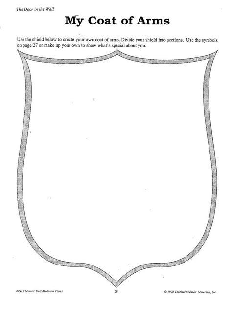 personal crest outline http stantonsocialstudies