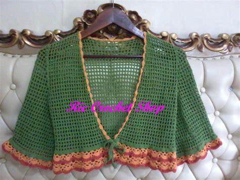 Cardigan Rajut Handmade rie crochet shop cardigan rajutanku handmade