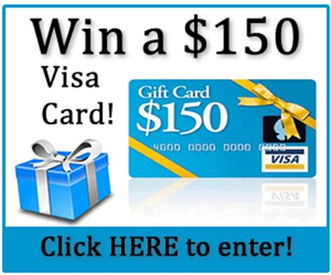 150 Visa Gift Card - pin it to win it 150 visa gift card giveaway isavea2z com