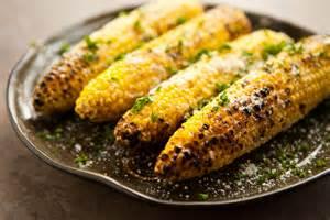 italian style grilled corn recipe dishmaps