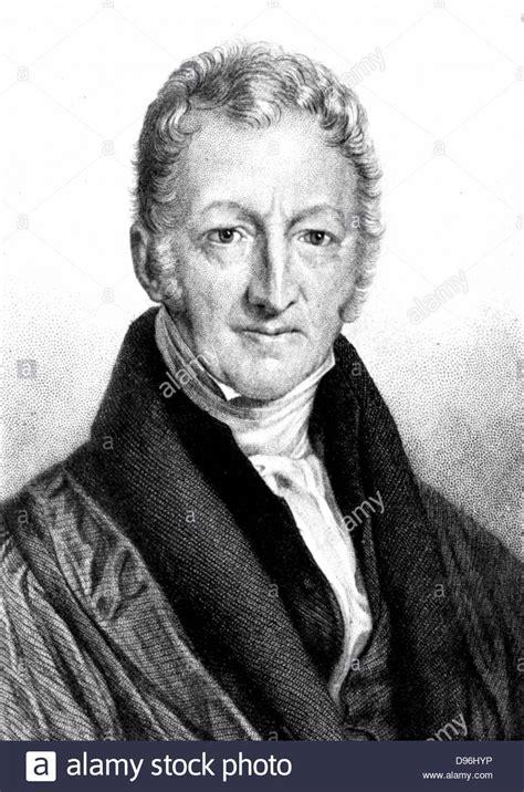Biography The English Economist Thomas Robert Malthus   thomas robert malthus 1766 1834 english economist and