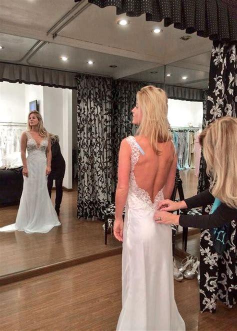 imagenes del vestido de novia de jesica cirio jesica cirio se probo el vestido de novia taringa