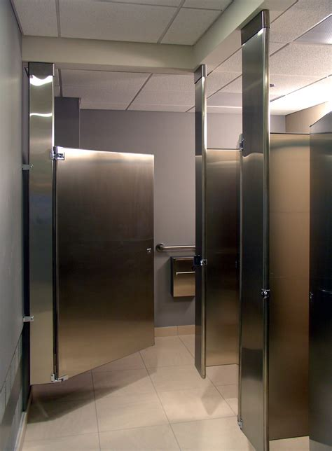 bathroom stall pics metal bathroom partitions crowdbuild for