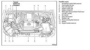 2006 Nissan Frontier Engine Diagram 1999 Nissan Frontier Transmission Fluid Dipstick Location