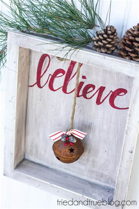 believe holiday decoration 25 farmhouse inspired decor ideas the crafting nook