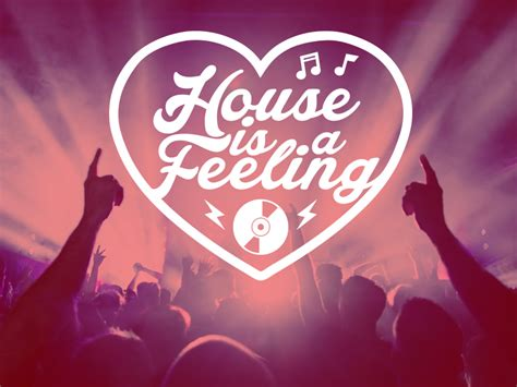 early 90s house music house is a feeling by justin marine dribbble