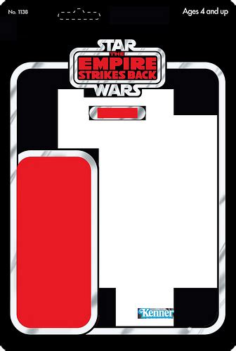 Wars Figure Card Template by Wars Card Back Templates Pictures To Pin On