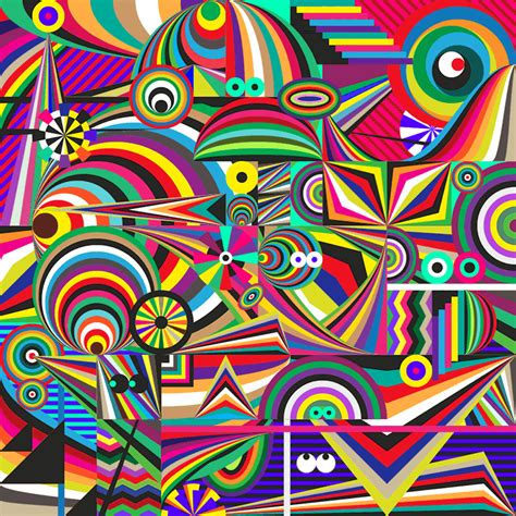 paisley pattern gif psychedelic paisley and bright colors on pinterest