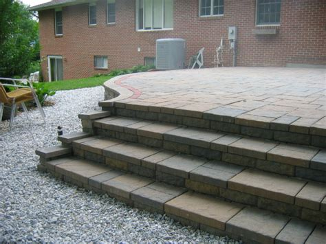 Patio Pavers Ta Paver And Brick Patios Maryland